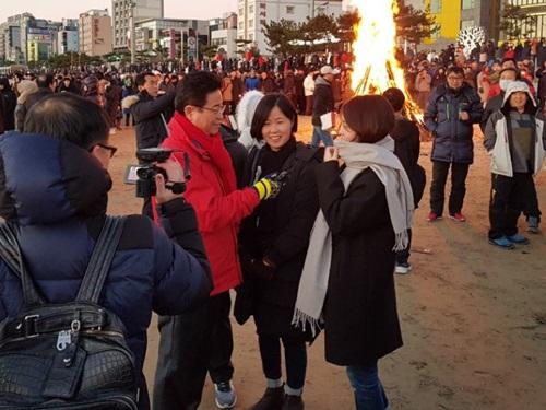 도지사 출마 이철우 새해부터 광폭행보