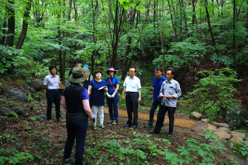 [여행]'김천 물소리 생태숲'에서